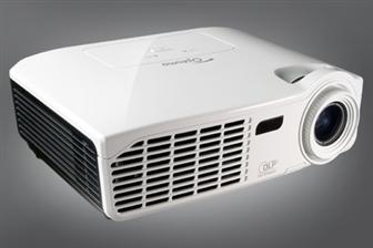 Optoma 3D ready projector, the DS512