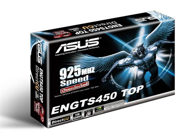 Asustek ENGTS450 TOP graphics card