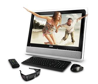 MSI 3D AE2420 all-in-one PC