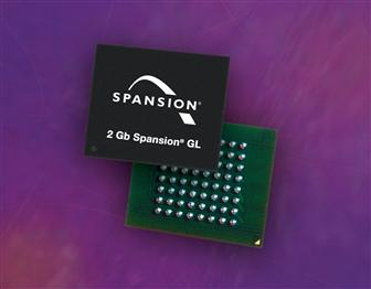 Spansion 2Gb GL-S