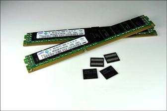 Samsung 8GB RDIMM utilizing 3D TSV technology