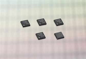 Samsung NFC chip with embedded flash memory