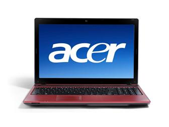 CES 2011: Acer Aspire 5253 notebook