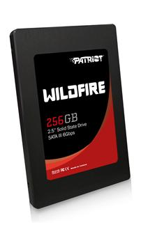 Patriot Wildfire SSD