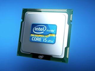 Intel Core i5 vPro processor