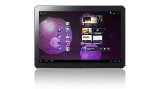 Samsung 10.1-inch Galaxy Tab tablet PC