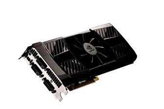 Nvidia GeForce GTX 590 graphics card