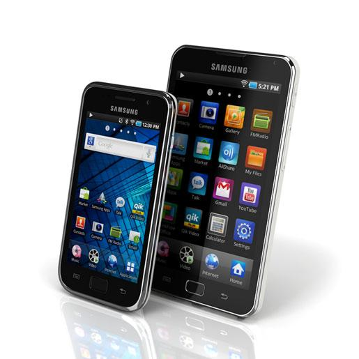 Samsung Galaxy S WiFi 4.0/5.0