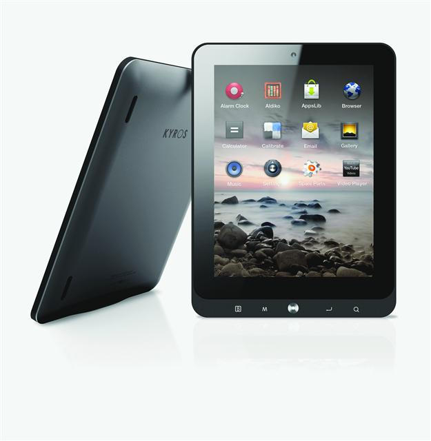 Coby Kyros tablet PC