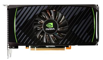 Nvidia GeForce GTX 560 graphics card