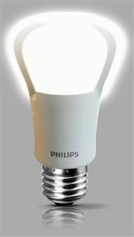 Philips EnduraLED A21 17-watt light bulb