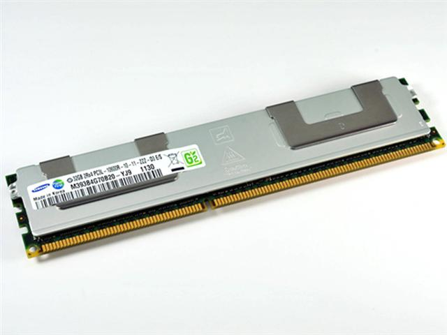 Samsung 30nm 32GB RDIMM