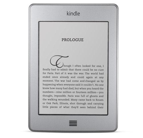 Amazon Kindle Touch/Touch 3G e-book reader