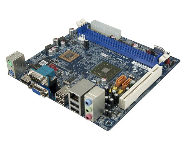 VIA VE-900 Mini-ITX motherboard