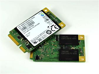 Samsung mSATA SSDs for ultrabook