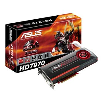 Asus HD 7970 graphics card