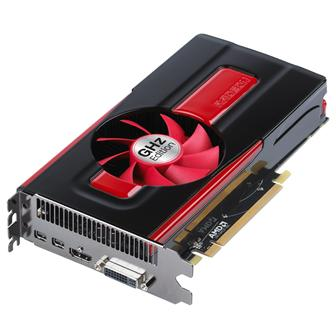 AMD Radeon HD 7770 GHz Edition graphics card