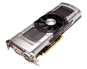 Nvidia GeForce GTX 690 graphics card
