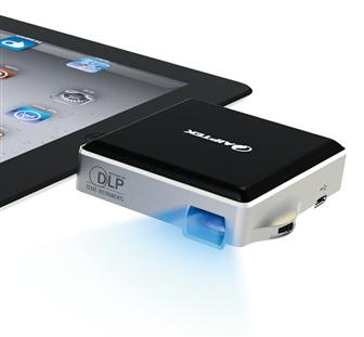 Computex 2012: Aiptek MobileCinema pico projector i50D, for iPad, iPhone and iPod