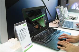 Acer's razor thin ultrabook that only weighs 1.2kg