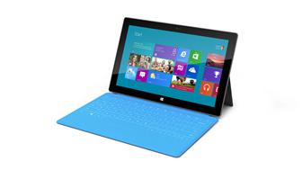 Microsoft Surface tablet PC