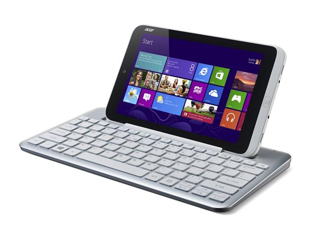 Acer Wintel-based Iconia W3 tablet
