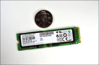 Samsung PCIe SSD for ultra-slim notebooks