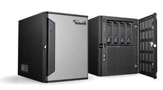 Compact server cassis for SOHO and SMB Office - SR30169