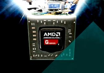 AMD embedded G-series SoC platform