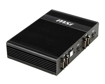 MSI MS-9A29 embedded system