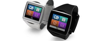 Qualcomm Toq smartwatch featuring Mirasol display
