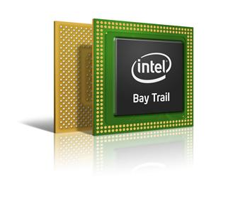 Intel Bay Trail-based Atom Z3000 series processor