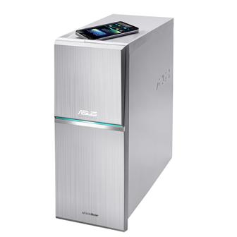 Asustek M70 desktop with NFC technology