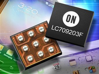 On Semiconductor LC709203F