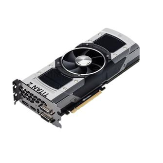 Asustek GTX Titan Z graphics card with dual GPUs