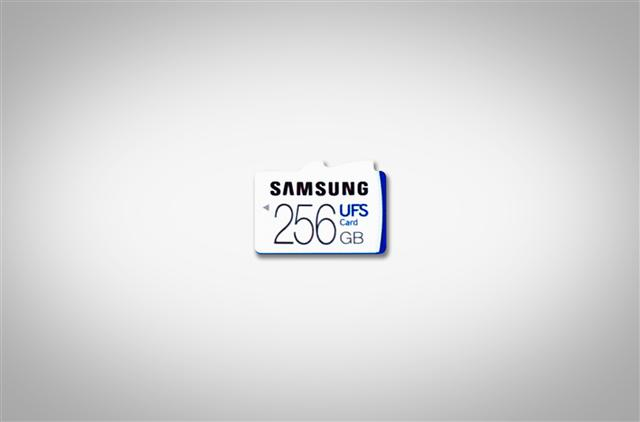 Samsung 256GB UFS card