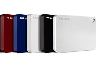 Toshiba Canvio portable hard drives