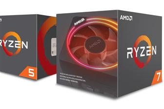 AMD second-generation Ryzen CPUs