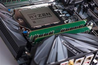 AMD second-generation Ryzen Threadripper processor