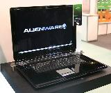 Nvidia nForce 4 SLI chipset and Dual Nvidia GeForce Go 7900 GTX GPU in the Alienware Aurora mALX