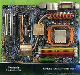 Nvidia nForce 590 SLI Intel Edition-based Gigabyte GA-M59SLI-S5 motherboard