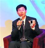 Spreadtrum president Ping Wu