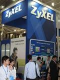 Zyxel highlights its products at CommunicAsia 2008