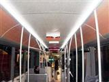 Ledtech LED light bar used in public transportation