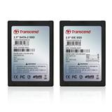 Transcend's new notebook form-factor 2.5-inch SATA-II and IDE interface SSDs
