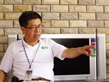 Hank Horng, president of BenQ China.