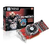 MSI R4830-T2D512 graphics card