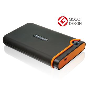 Transcend+StoreJet+25+portable+storage+device+receives+Japan%27s+Good+Design+Award