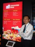 AUO vice chairman HB Chen at FPD International 2009
