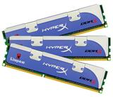Kingston HyperX 12GB DDR3 triple-channel kits